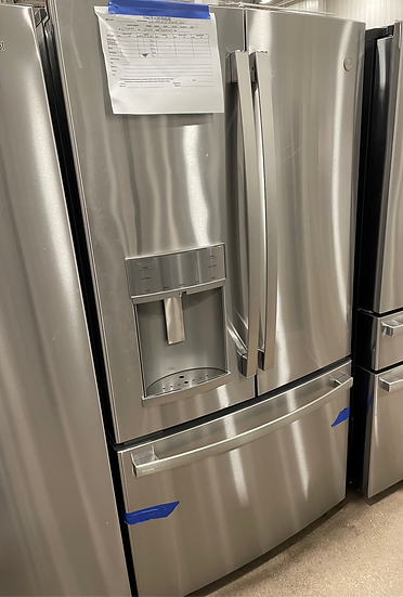 GE 22 CF French Door Refrigerator SS- 18522