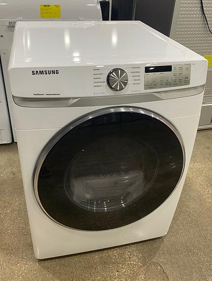 Samsung-D 7.5 CF Gas Dryer White- 94284
