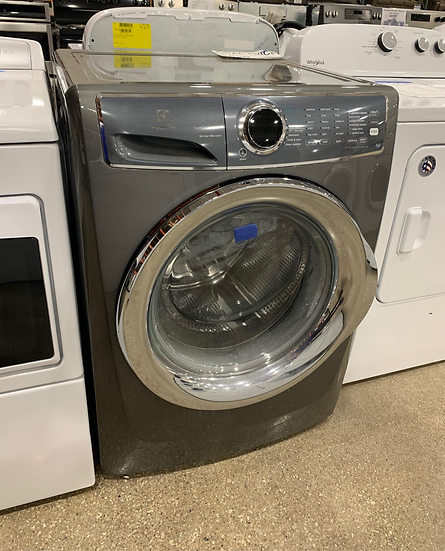 Electro 4.4 CF Front Load Washer Titanium- 37126