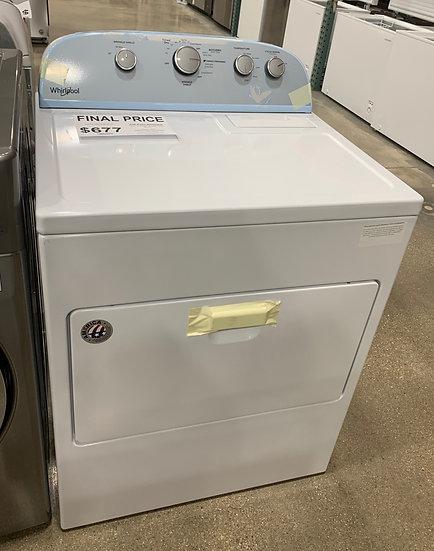 Whirlpool 7 CF Electric Dryer White- 91563