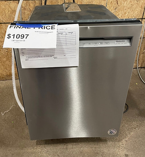 Kitchenaid Printshield Dishwasher SS- 24679