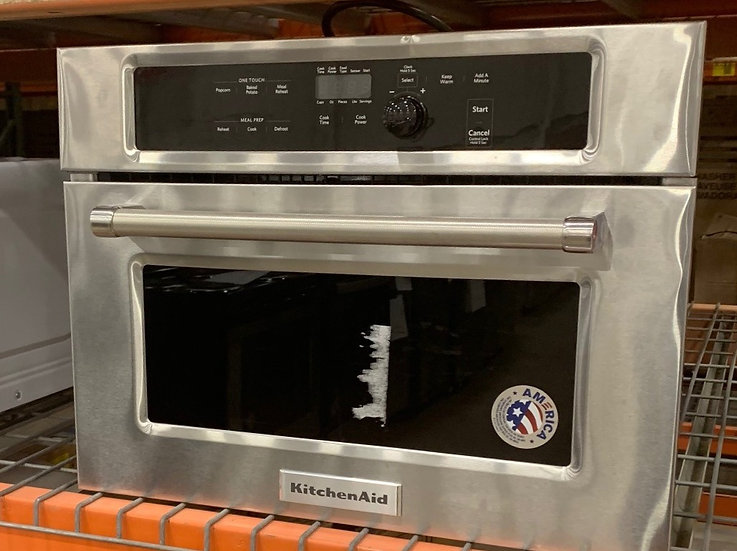 Kitchenaid Built In Microwave SS- 86418
