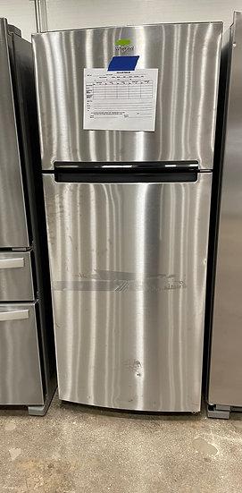 Whirlpool 18 CF Top Freezer Refrigerator SS- 17011