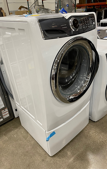 Eletroluxe 4.4 CF Front Load Washer White - 34240
