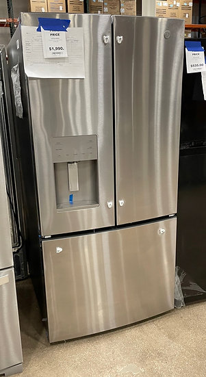 GE 23.8 CF French Door Refrigerator SS- 35235