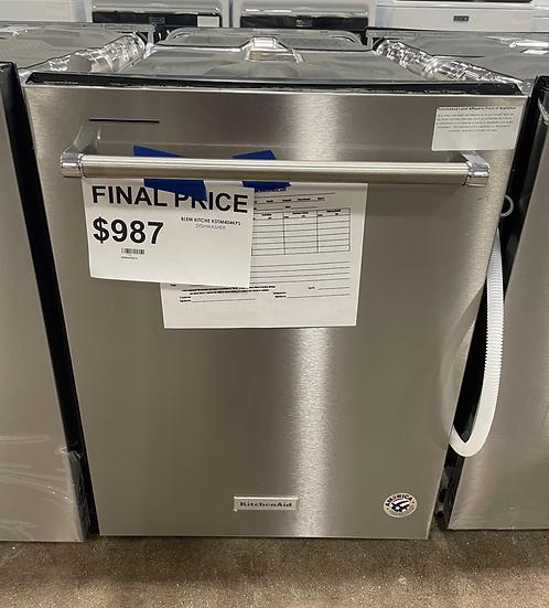 Kitchenaid Printshield Dishwasher SS- 17021
