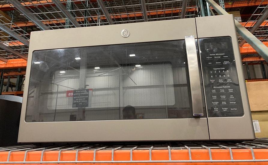 GE 1.9 CF Vented OTR Microwave Slate- 69081