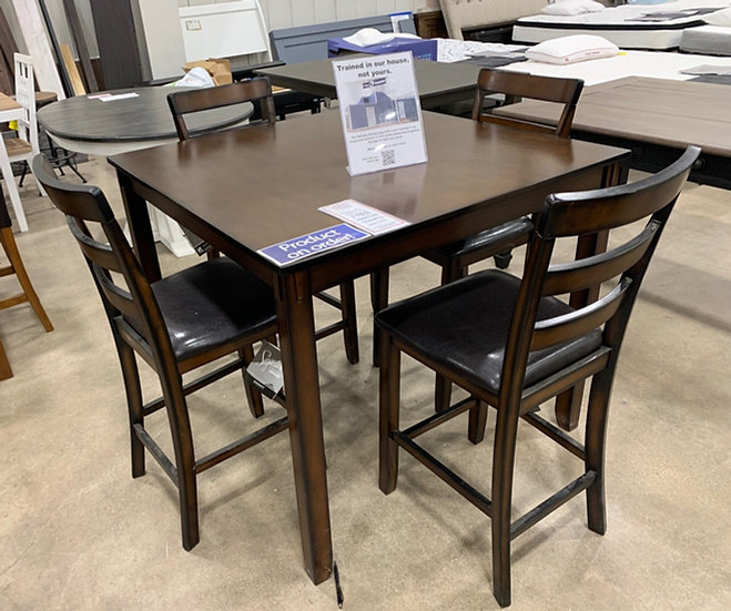 Ashley Coviar Pub Height Table Set