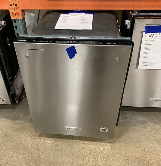 Kitchenaid Printshield Finish Dishwasher SS- 75938