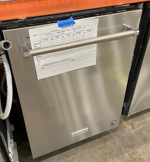 Kitchenaid Printshield Dishwasher SS- 24671