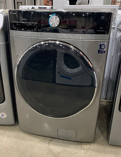 Midea 5.2 CF Front Load Washer Graphite- 62685