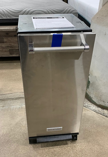 Kitchenaid 1.4 CF Built In Trash Compactor SS- 67226