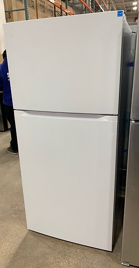 Element 18 CF Top Mount Refrigerator White- 4980