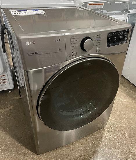 LG 7.4 CF Electric Dryer Graphite- 30216