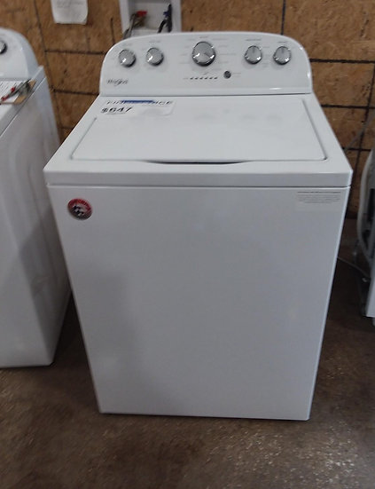 Whirlpool 4.3 CF Top Load Washer White- 28085