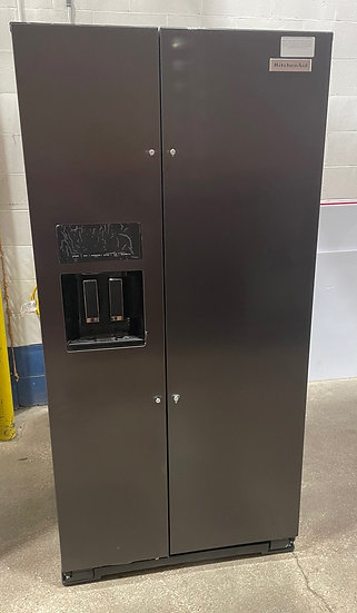 Kitchenaid 22.6 CF Counter Depth Side By Side Refrigerator BS- 20349
