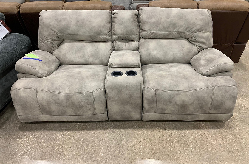 England Amity Steam Manual Reclining Loveseat- 87270