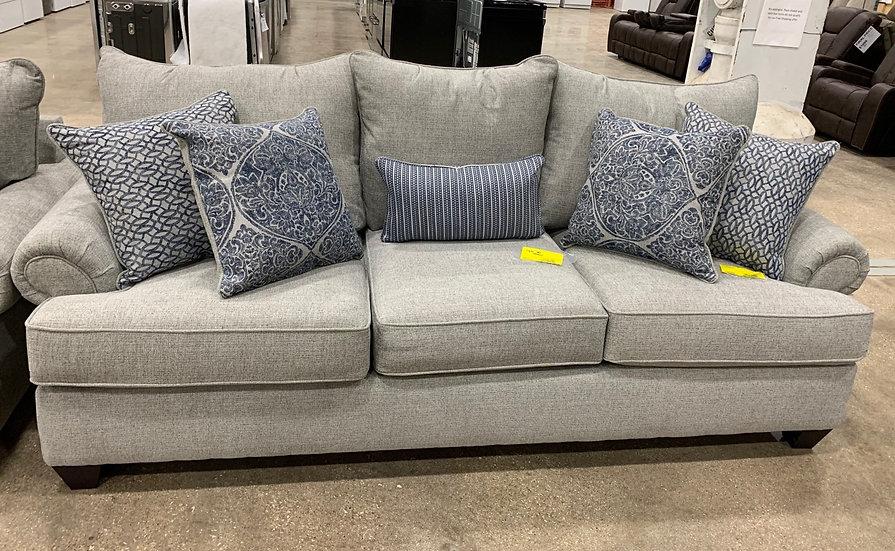 Lakefront Thunderbird Granite Sofa- 87458