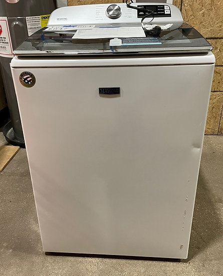 Maytag 5.2 CF Top Load Washer White- 15839