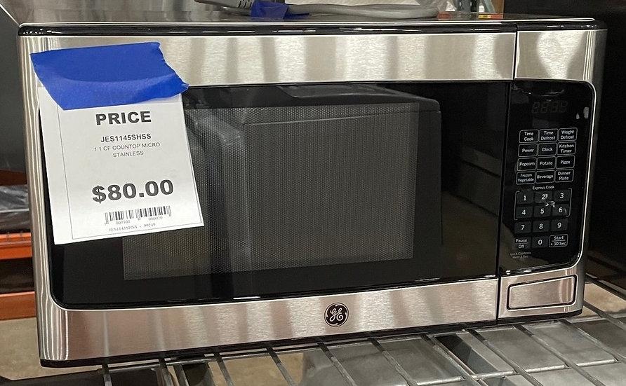 GE 1.1 CF Countertop Microwave SS- 99249