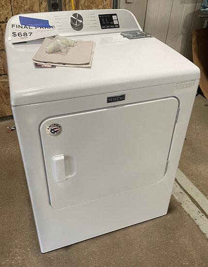 Maytag 7 CF Electric Dryer White- 33698