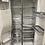 Thumbnail: Kitchenaid 22.6 CF Counter Depth Side By Side Refrigerator SS- 70316