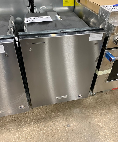 Kitchenaid Third Rack Dishwasher SS- 83936