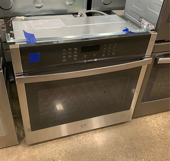 GE 5 CF Electric Single Wall Oven SS- 5599