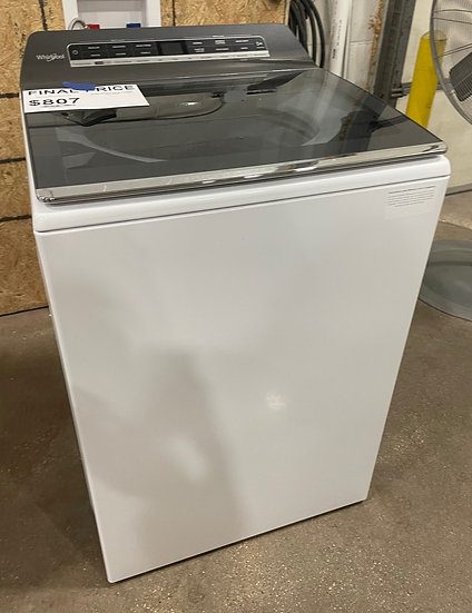 Whirlpool 5.3 CF Top Load Washer White- 20377