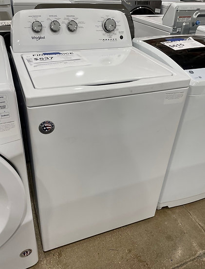 Whirlpool 3.8 CF Top Load Washer White- 20380
