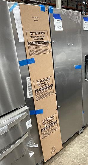 Whirlpool 25 CF French Door Refrigerator SS- KA1811211 (14074 128)