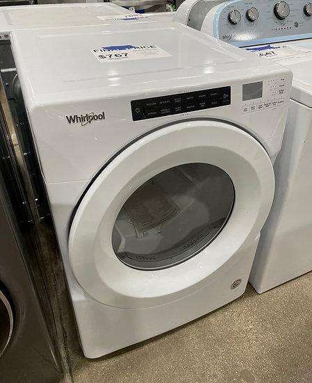 Whirlpool 7.4 CF Electric Dryer White- 23430