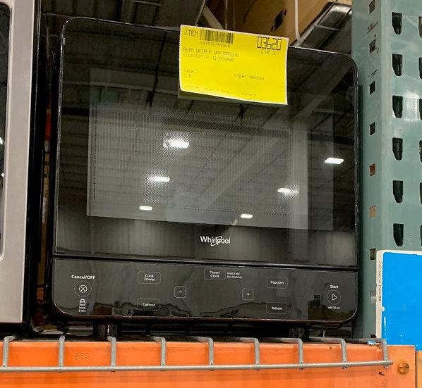 Whirlpool .5 CF Countertop Microwave Black- 3620