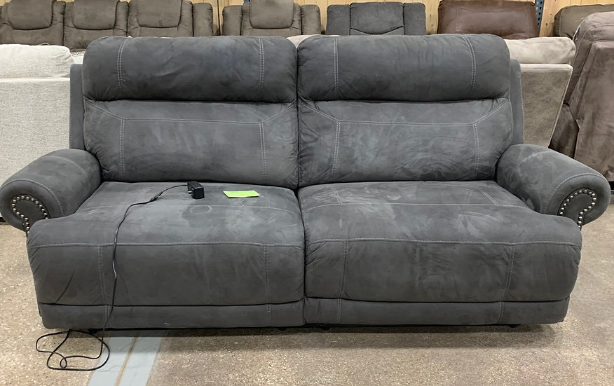 Ashley 2 Seat Reclining Power Sofa- 90133