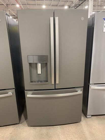 GE 27.8 CF French-Door Refrigerator Slate- 56950