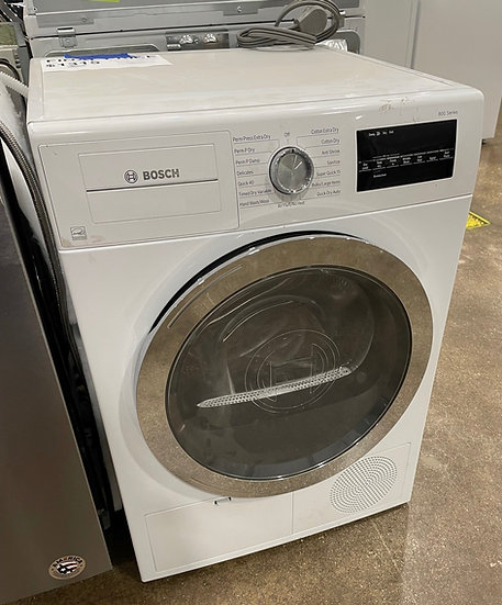 Bosch Compact Electric Dryer White- 86819