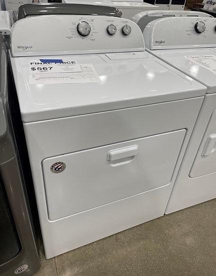 Whirlpool 7 CF Electric Dryer White- 29215