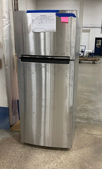 Whirlpool 18 CF Top Freezer Refrigerator SS- 66084