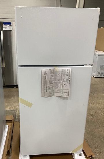 GE 15.6 CF Top Freezer Refrigerator White- 67536