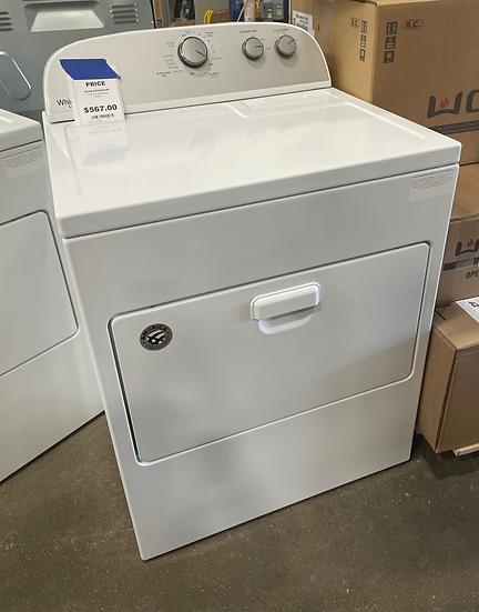 Whirlpool 7 CF Electric Dryer White-00007 (16794 75)