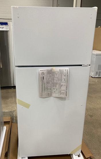 GE 15.6 CF Top Freezer Refrigerator White- 67519