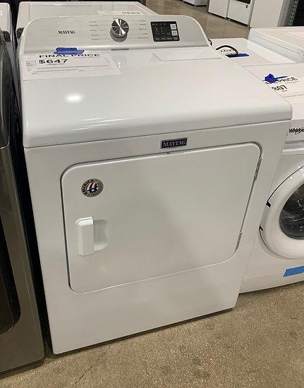 Maytag 7 CF Electric Dryer White- 13423