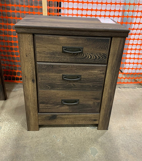 Ashley Quinden Two Drawer Nightstand