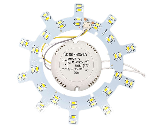 LED Ceiling Light Replacement Panel 3-in-1