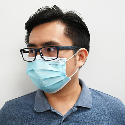 Granzilla 3 Ply Surgical Mask EN14683:2019 Type IIR