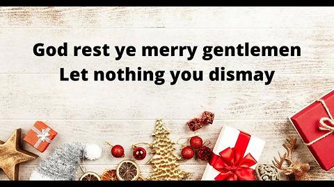 God Rest Ye Merry Gentleman (Hallelujah) by Rend Collective