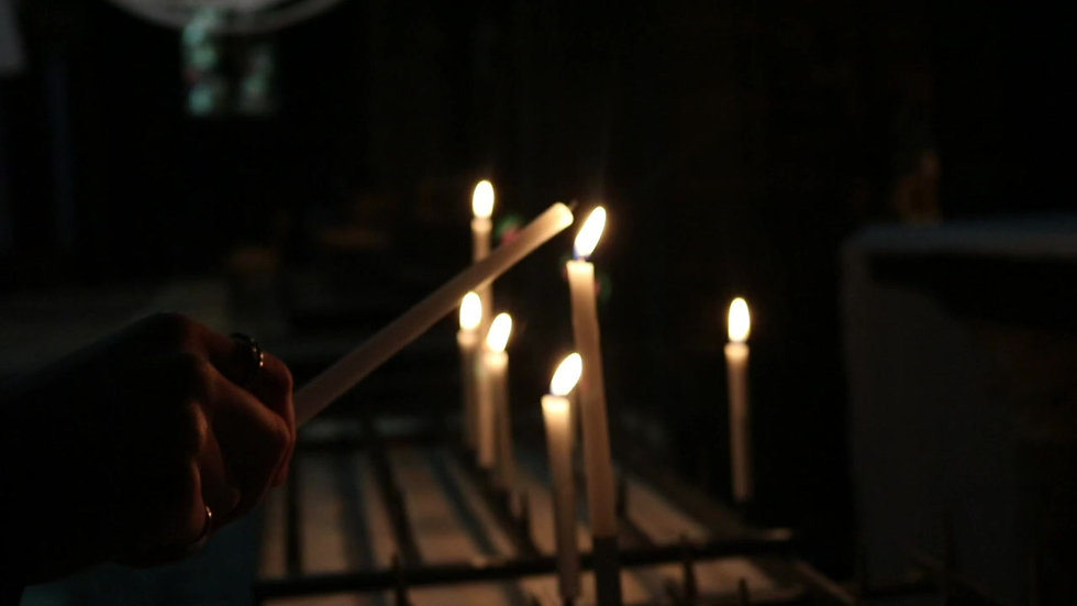 Advent means hope. Sunday Reflection 29 Nov 20