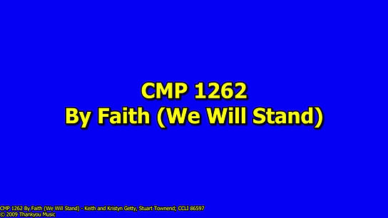 CMP 1262 By Faith