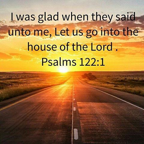 Psalm 122 v1