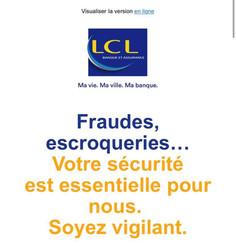 Fraudes & Escroqueries